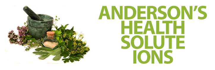 Anderson's Health Solute Ions
