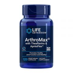 Life Extension - AnthroMax with Theaflavins & ApresFlex - Bottle Front