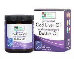 cod liver unflavored jar and box