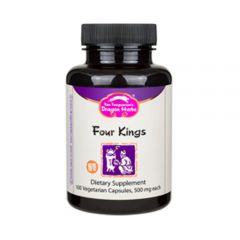 Dragon Herbs - Four Kings - Dietary Supplement - Bottle Front