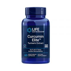 Life Extension - Curcumin Elite Turmeric Extract - Bottle Front
