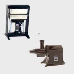 Manual Juice Press and Commercial Champion - Bundle