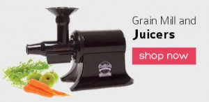 Champion Juicer Grain Mill